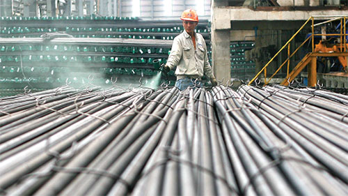mixed sentiments over steel tariffs