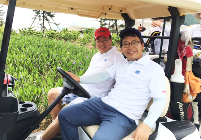 virs swing for the kids 2016 teed off