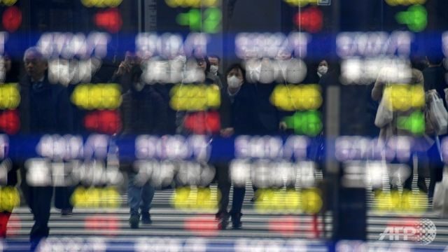 Asian markets lower as quarter draws to a close