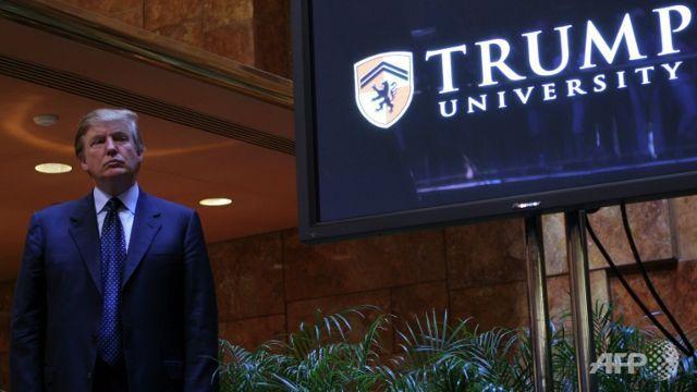 Judge approves Trump University US$25m lawsuit settlements World news