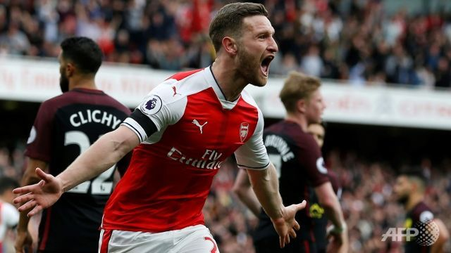 Respite for Wenger as Arsenal hold Manchester City