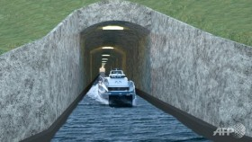 Norway to build world's first ship tunnel at sea