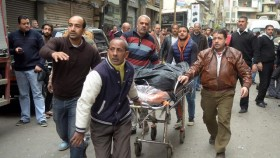 At least 16 dead in bomb blast at church in Egypt's Alexandria: Ministry