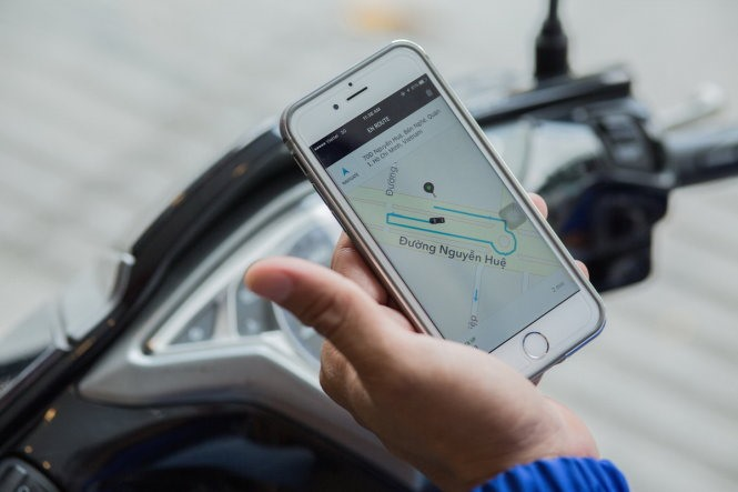 Uber's pilot e-hailing project in Việt Nam approved