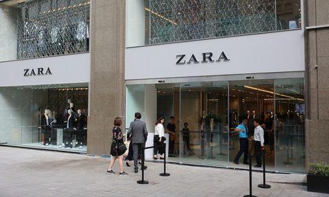 Zara to open store in Ha Noi this year