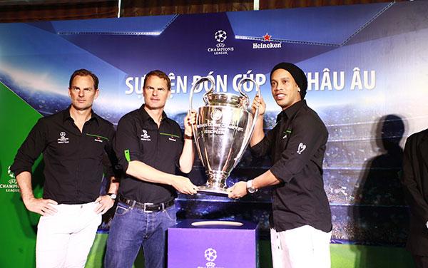 Heineken brings UEFA Champions League Trophy Tour to Vietnam