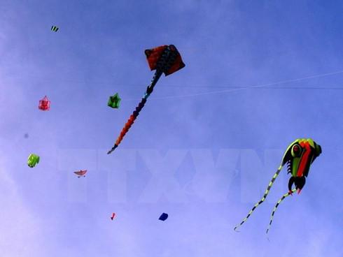 tam thanh beach to host international kite festival hinh 0