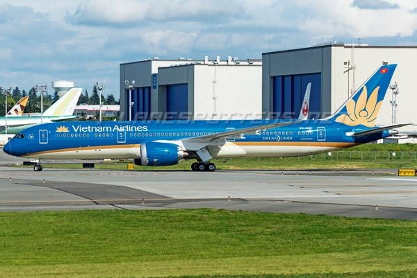 vietnam airlines completing petition for direct flight to us