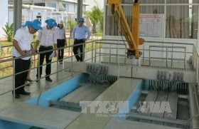 Binh Duong starts operating second wastewater treatment plant