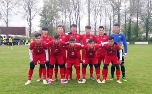 vietnam u20 wins friendly match hinh 0