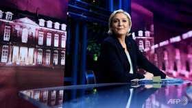 EU Parliament says lost US$5.5 million to alleged Le Pen jobs fraud