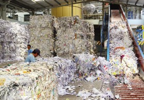 Taiwan paper plant red-flagged