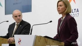 EU's Mogherini says still wants Turkey to join