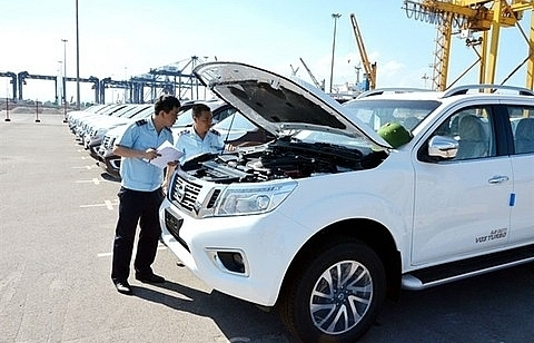 car imports rise again as firms adjust to rules
