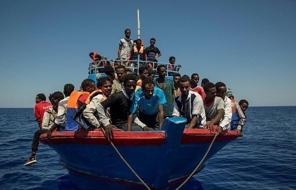eu tracking 65000 migrant smugglers europol