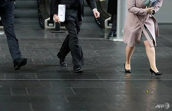 almost 80pc of uk firms pay men more than women report
