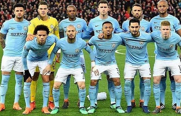 man city on brink of premier league glory as man utd visit