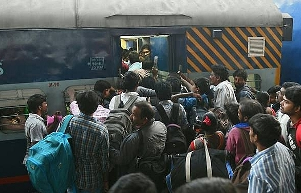 runaway train rolls for 12km in india without engine
