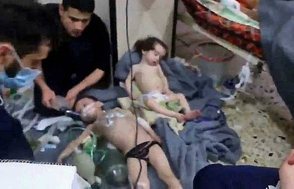 syria chemical attack what we know