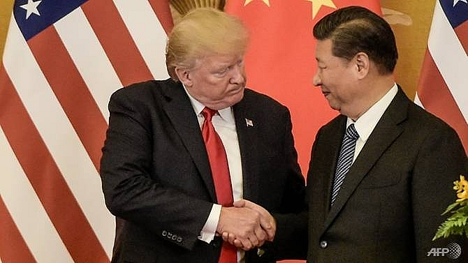 trump sees trade deal with friend xi