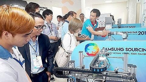 more vietnam businesses join global supply chains