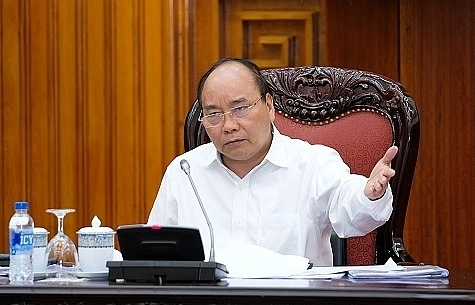 pm asks for speedy construction of hcmc metro project