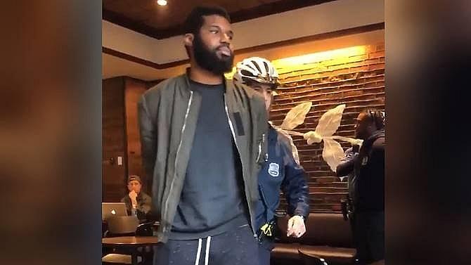 starbucks ceo apologises for reprehensible arrest of two black men
