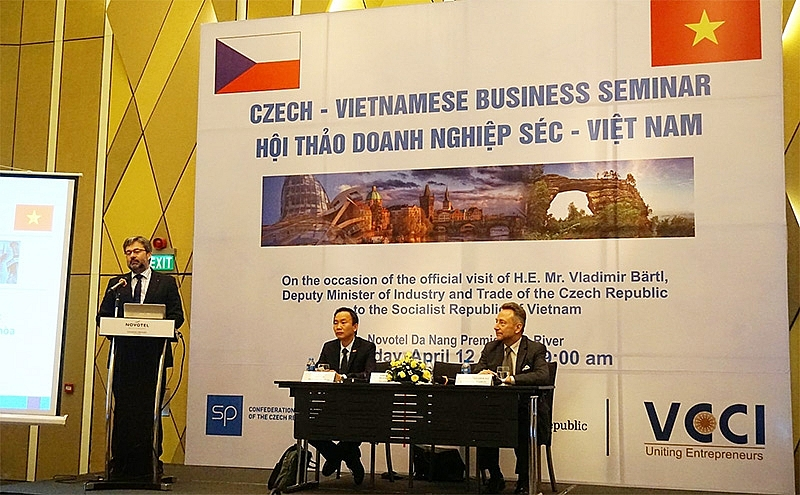 czech republic wants to boost business ties with vietnam