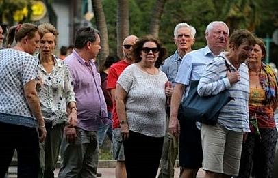 strict visa policy limits tourist arrivals