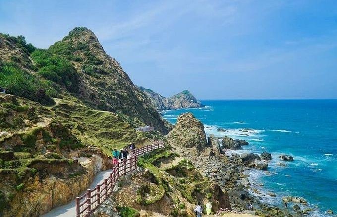 binh dinh bliss seven getaways for national holidays