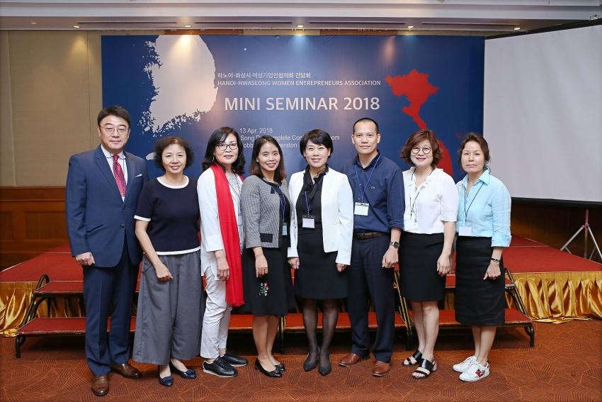 symposium to spur cooperation between hwaseong city and hanoi