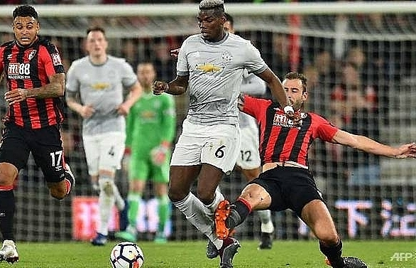 man utd back on track as mourinho wields axe