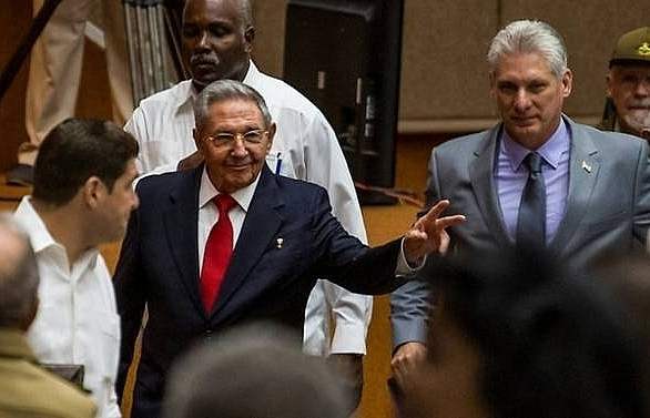 end of era in cuba as castro hands torch to diaz canel