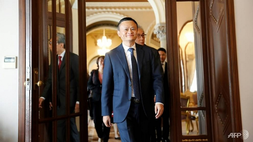 jack ma says alibaba doing a lot of research on driverless cars