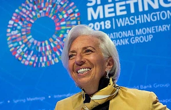 imfs lagarde warns against harming trade investment