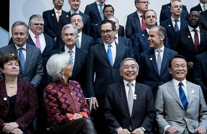 us china trade tension dominates imf gathering