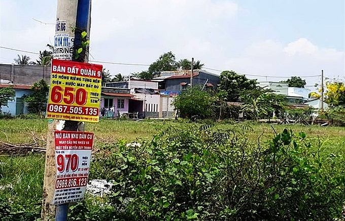 hcm city seeks to bring down soaring land prices