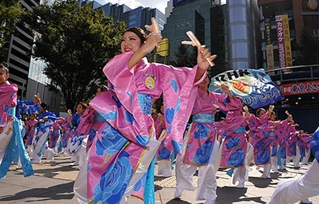 japanese troupe to perform traditional dance in capital