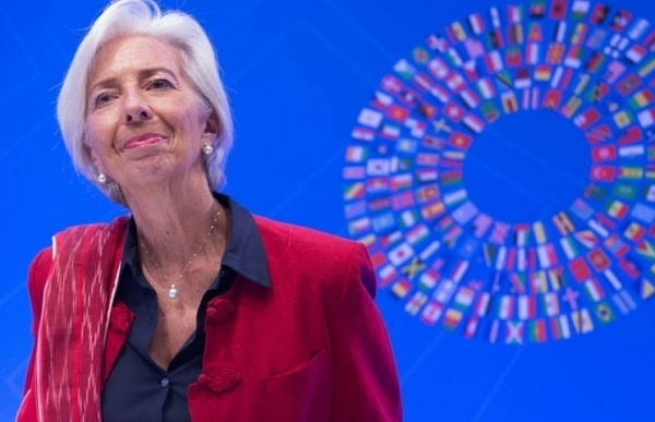 Door to US-China trade talks seems to open after IMF meeting