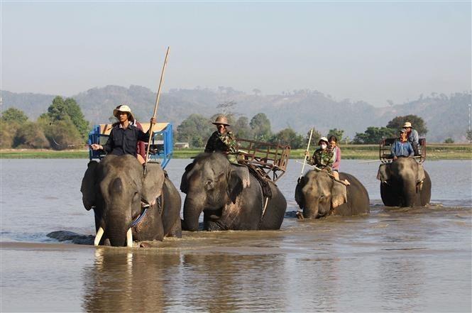 dak lak an attractive destination to tourists