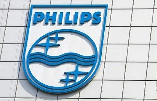 electronics giant philips posts 27 drop in q1 profits
