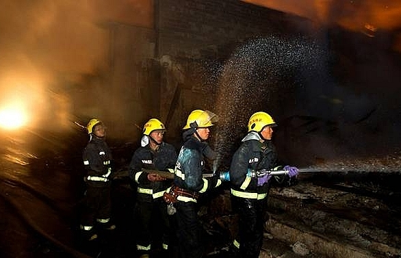 at least 18 dead in china karaoke lounge fire arson suspected
