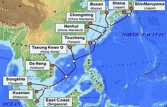internet connections slows in vietnam as intl undersea cable down