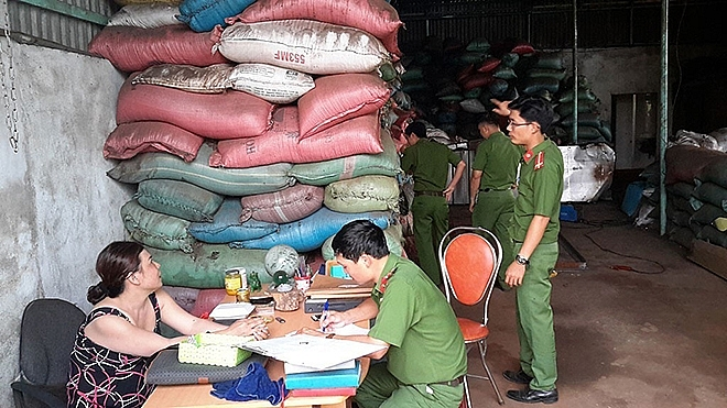 five prosecuted in battery powder tainted coffee case