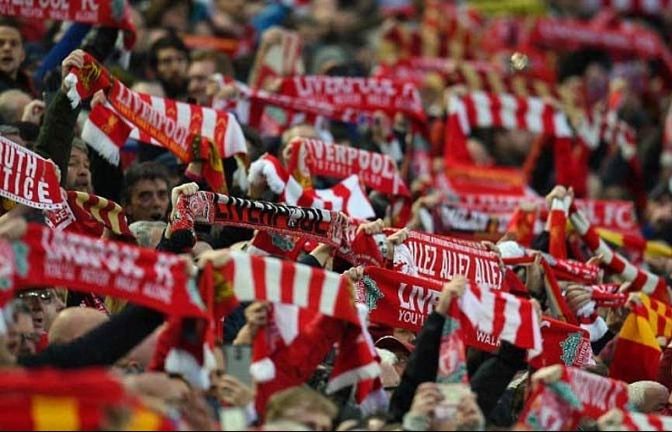 two roma fans arrested for attempted murder outside anfield