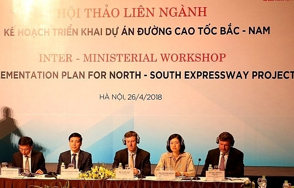 north south expressway requires public private partnership wb