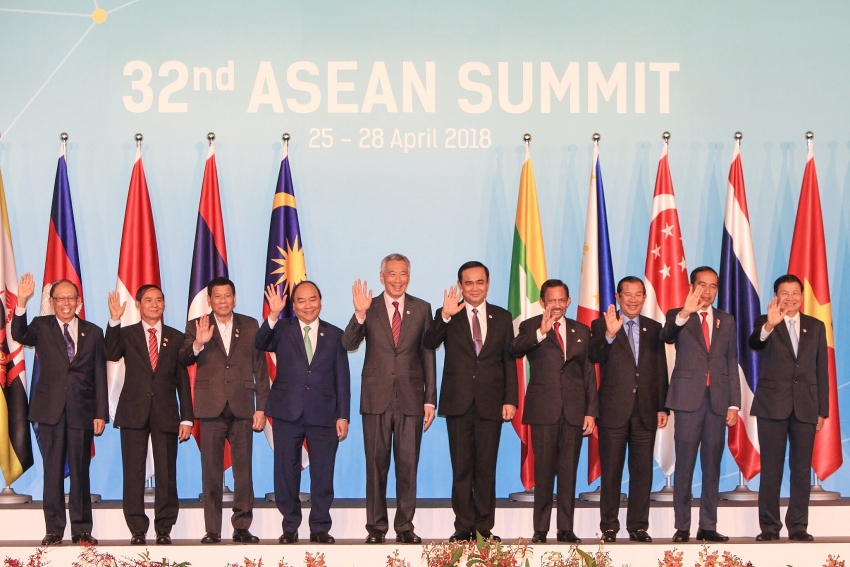 pm urges asean to foster collective resilience capacity