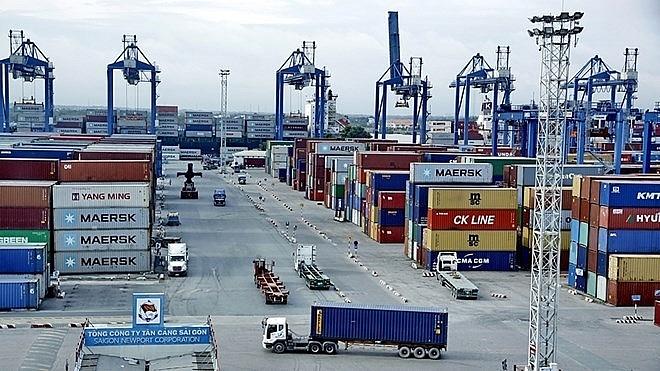 vietnams import export revenue rises 144 percent in four months