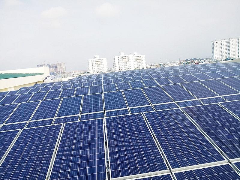 home solar system shines in vietnam
