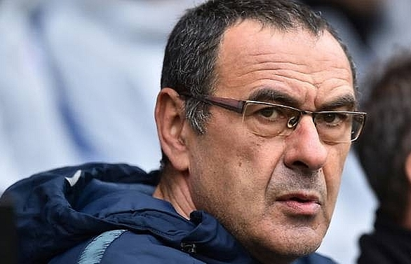 chelsea can cope with transfer ban says sarri
